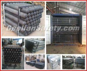 Plastic Round Rail for Roadway pictures & photos