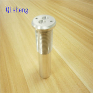 Custom CNC Lathe Turning Part, CNC Machined Part Mechanical pictures & photos
