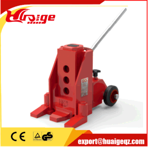 High Quality 5t to 50t Mechanical Toe Jack pictures & photos