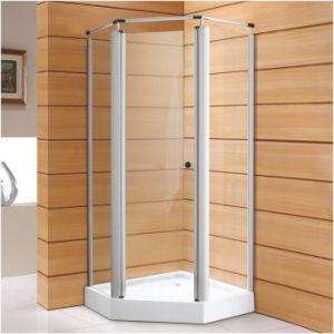 Al Frame Neo-Angel Shower Room with Swing Door (K-226) pictures & photos