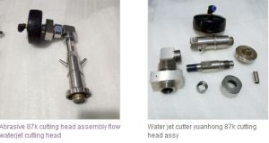 Water Jet Cutting Xd Cutting Head Assy (045160-1) pictures & photos