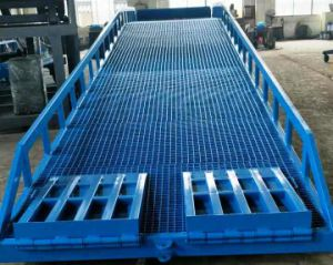 Container Loading Ramp pictures & photos