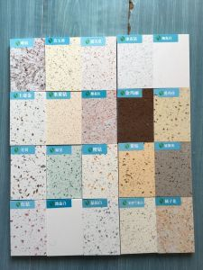 White Sparkle Polished Quartz Crystal Big Slab for Kithentop & Vanity Top pictures & photos
