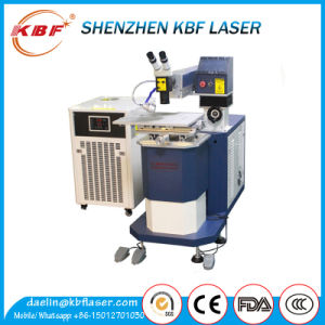 200W Small Plastic Model Repairing YAG Laser Weling Machine pictures & photos