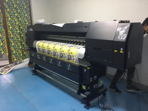 1.8m Wide Sublimation Printer with 2 Epson Dx5 5113 Print Head Fast Printing pictures & photos