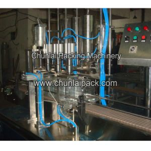 Big Plastic Jar Sealing Machine pictures & photos