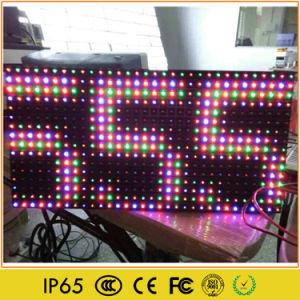 Monochrome Lamp Multicolor Scrolling Message LED Screen pictures & photos