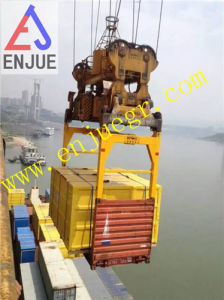 Hydraulic Telescopic Overheight Container Spreader Container Frame pictures & photos