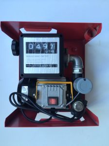 220V Diesel Pump Set Diesel Fuel Transfer Pump pictures & photos