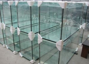 High Quality Mini Glass Fish Aquarium Tank pictures & photos