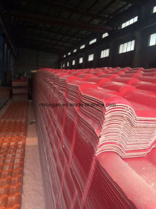 Synthetic Resin Roof Tile Europ Style pictures & photos