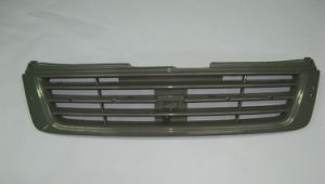 PP Injection Molding Auto Grille Parts Mould pictures & photos