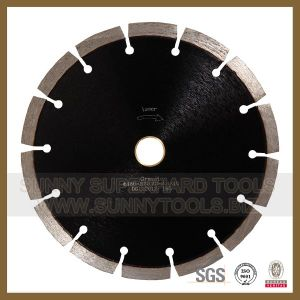 230mm Laser Welding Diamond Cutting Discs pictures & photos