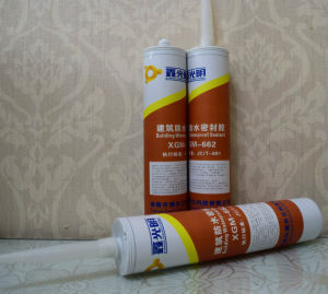 Building Waterproof Sealant Neutral Nonpoisonous Adhesive Sealing Cracks pictures & photos