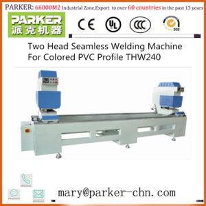 PVC Profile Manual Welding Machine for UPVC Windows pictures & photos