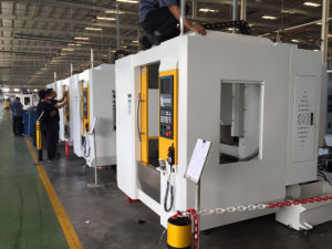 CNC Top Drilling and Milling Machine Price HS-T5/T6 pictures & photos