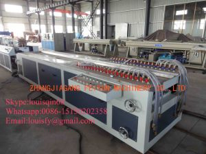 PVC Wire Cable Trunk Extrusion Machine pictures & photos