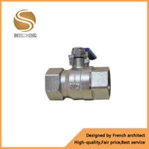 Brass Ball Valve with Chrome for Heating Floor pictures & photos
