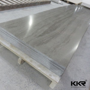 Cut to Size Artificial Stone Solid Surface Sheet pictures & photos