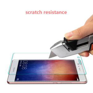 Premium Durable Nanometer Phone Glass Screen Protector for Huawei P9 pictures & photos