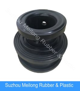 NSF Customized Butterfly FKM Valve Seats for Fluid Control (SML503) pictures & photos