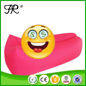 Outdoor Lazy Bed Inflatable Air Lazy Sleeping Bag Sofa pictures & photos