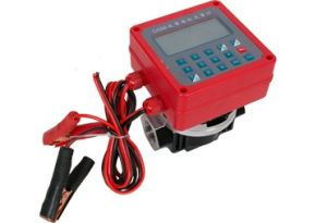 12V/24V/220V Digital Oval Gear Diesel Flow Meter/Quantify Diesel Flow Meter pictures & photos