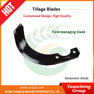 Disc Plough Parts for Kubota Power Tiller