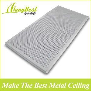 Decorative Perforated Metal Ceiling Tiles pictures & photos