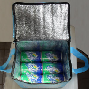 Non Woven Insulated Cooler Bag (MS3130) pictures & photos