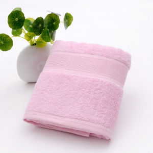 3 PCS Cheap Washcloths for Inn pictures & photos