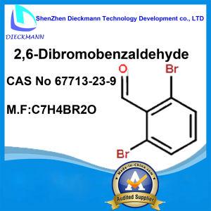 2, 6-Dibromobenzaldehyde CAS No 67713-23-9