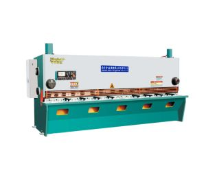 Shearing Machine, Cutting Machine, Plate Cutterqc11k pictures & photos