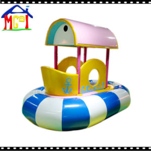 Indoor Playground Soft Play for Little Kids Baby Boat pictures & photos