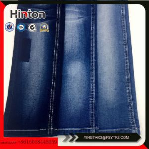Shrinkproof Tr Denim Fabric for Shirt and Pants pictures & photos