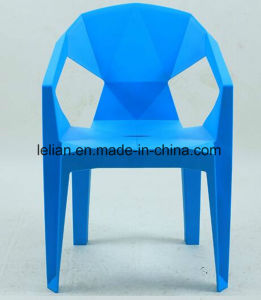 Outdoor Garden PP Polyethylene Stacking Chair (LL-0075) pictures & photos