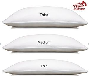 Bamboo Shredded Memory Foam Pillow Size for King pictures & photos