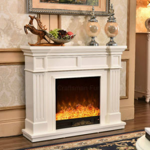Modern Furniture LED Lights Heater Ce Approved Electric Fireplace (343) pictures & photos