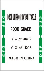 Food Grade Disodium Phosphate Anhydrous and Dodecahydrate/DSP/Adsp pictures & photos