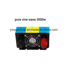 3000W Pure Sine Wave Inverter for Nominal Power Home Applianc pictures & photos