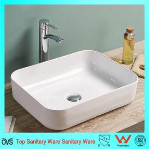 The Thin Edge New Design Ceramic Bathroom Wash Basin pictures & photos