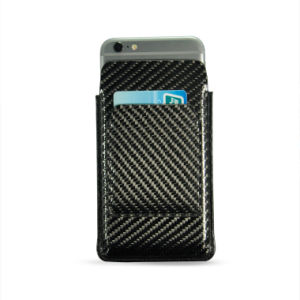 2016 Wholesale Anti-Radiation Good-Looking Carbon Fiber Line Card Holder pictures & photos