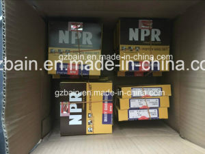 (4D95/4HK1 6D125 /4M40 J05E/J08E) Isuzu/Hino/Komatsu Original Genuine Npr/Tp/Rik Piston Ring pictures & photos