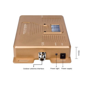 70dB 2g 4G Signal Repeater 850/1800MHz Cell Phone Signal Booster pictures & photos