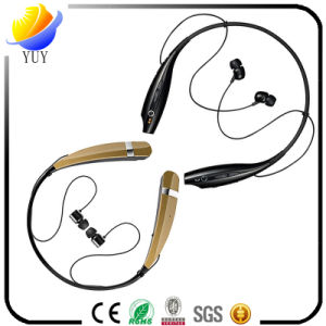 New Design Wireless Hanging Ear Bluetooth Headset pictures & photos