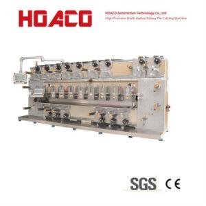 Label Die Cutting/ Rotray Die Cutting Machine/ Die Cutting Machine/ Cutting Machine/ 10 Stations
