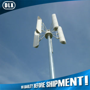 Vertical Axis Wind Turbine Generator pictures & photos