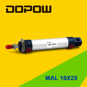 Dopow Mal16-25 Pneumatic Cylinder Mini Air Cylinder pictures & photos