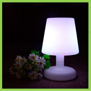 Rechargeabe Mood Light Cordless Atmosphere LED Table Lamp pictures & photos