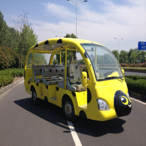 18 Passengers Ladybug Sightseeing Electric Car pictures & photos